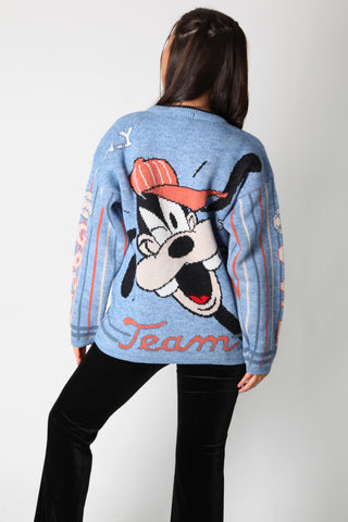 Team Goofy Knit Jumper