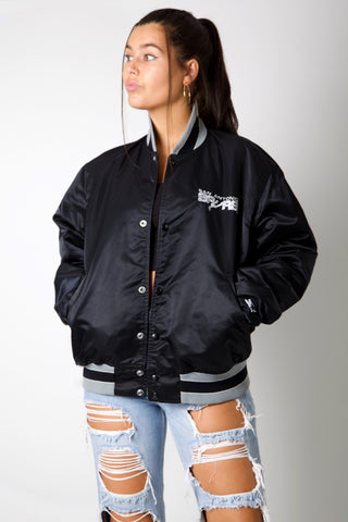 San Antonio Spurs 80s NBA Bomber