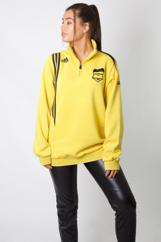 Adidas 1/4 Zip Sweater