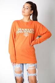 Roanoke Valley Harley Longsleeve
