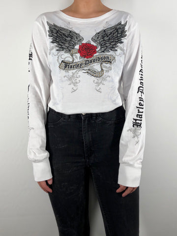 Heavenly Rose Longsleeve