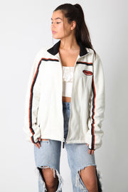 Harley Fleece Zip Up Sweater