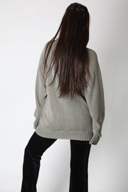 Taz Surf Embroidery Knit Jumper