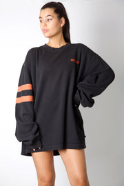 Ribbed Embroidery Harley Longsleeve