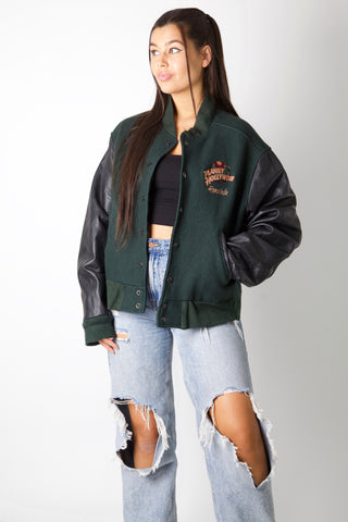 Planet Hollywood Honolulu Varsity Jacket