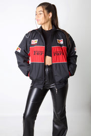 Ferrari Racing Bomber Jacket