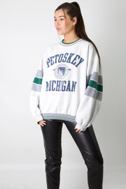 Petoskey Michigan Crewneck