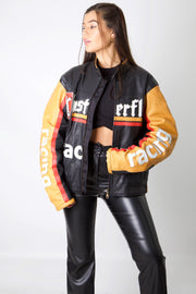 Chesterfield Full Leather Racing Jacket