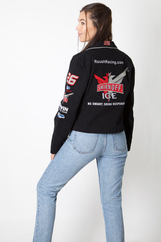 Smirnoff Embroidered JH Design Racing Jacket