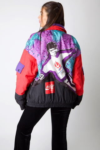 1992 Olympic Winter Games Jacket