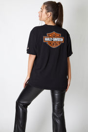 Shut Up And Ride Harley Tee