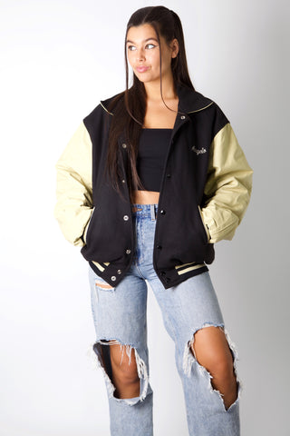 River Dell Football Varsity Jacket