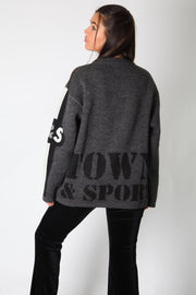 Tweety Town & Sports Knit Jumper