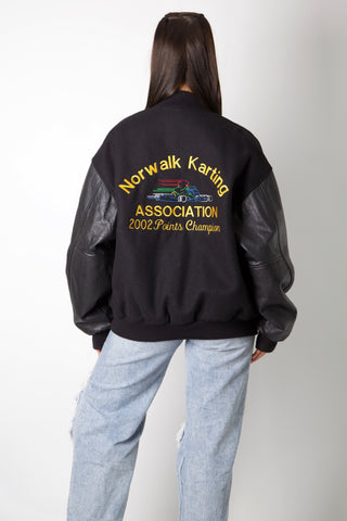 Norwalk Karting Varsity Jacket