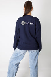 Kangol Embroidered Logo Crewneck