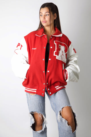 Perth Wrestling Varsity Jacket