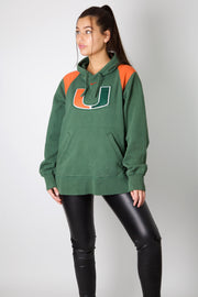Nike Miami Embroidered Hoodie