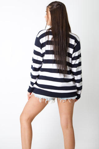 Tommy Hilfiger Striped Knit Jumper