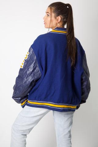 H Raiders Varsity Jacket