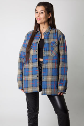 Performance Series Reworked Padded Flannel