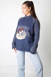 Tasmanian Devil Knit Jumper