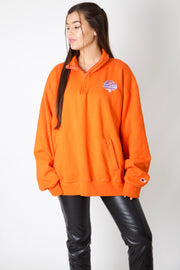 Clemson Tigers Embroidery Champion 1/4 Zip