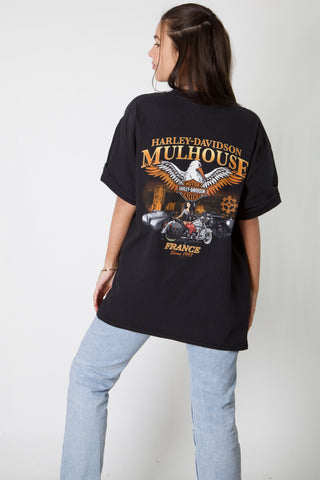 Mulhouse France Harley Tee