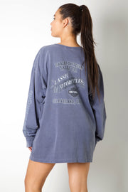 Blue Wings Harley Longsleeve