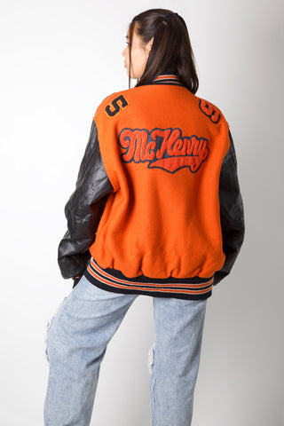 Mc Kenny Varsity Jacket