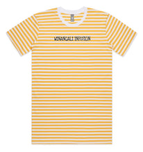 Load image into Gallery viewer, PRE ORDER BAMBUL & BURRUGARRBUU STRIPE SHIRT