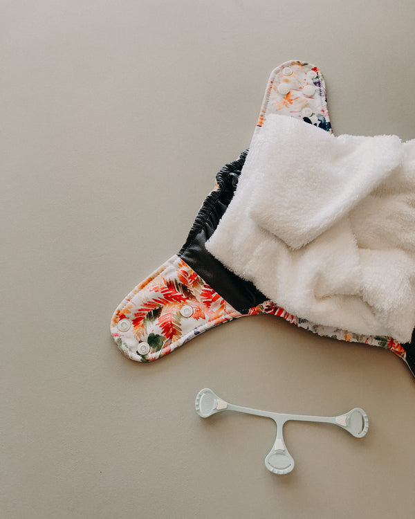 5 Different Ways To Use Bare and Boho Nappies