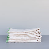 Bubblebubs Unbleached Cotton Prefolds - Tushie