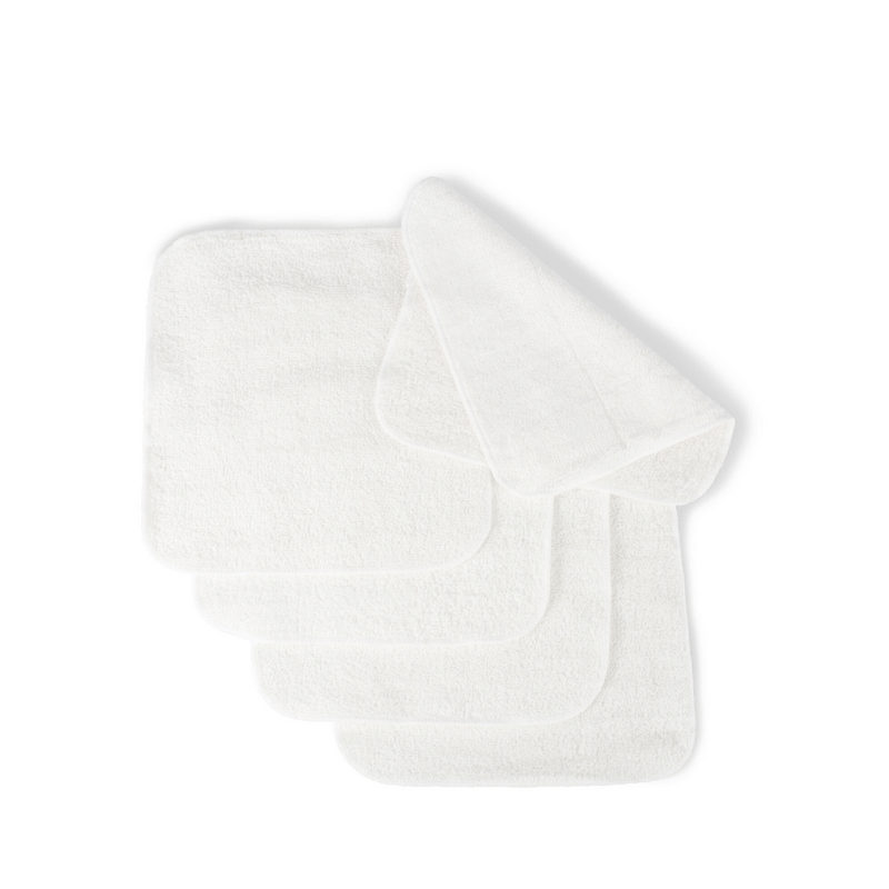 Bubblebubs Bamboo Cotton Reusable Wipes - Tushie