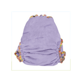 Bubblebubs Bamboo Delights Fitted Nappy - Tushie