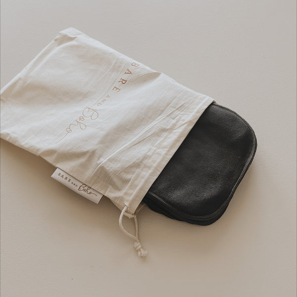 Bare and Boho Reusable Stay-Dry Nappy Liners - Tushie