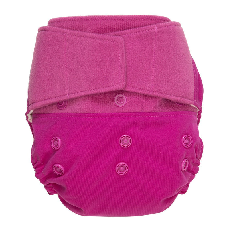 Grovia Hybrid All In Two Nappy - Velcro Close - Tushie