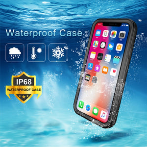 Sealed Waterproof IP68 iPhone Case - iPhone-Cases.org