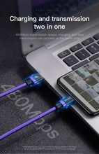 Load image into Gallery viewer, USB Type C-Cable Lightning Fast Charger Cord - iPhone-Cases.org