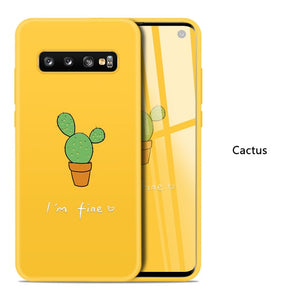 Cactus Character Case For Samsung Galaxy / Edge / Note - iPhone-Cases.org