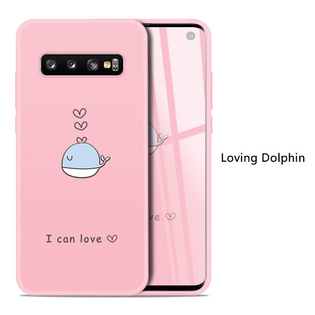 Dolphin Samsung Galaxy Edge & Note Case - iPhone-Cases.org