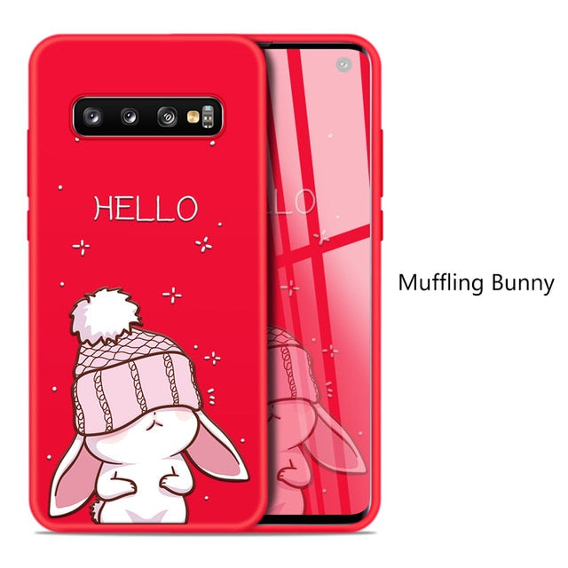 Muffling Bunny Samsung Edge & Note Case - iPhone-Cases.org