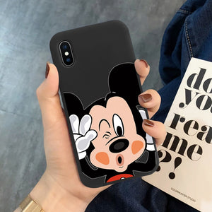 Character Favorites Soft TPU Case For iPhone - iPhone-Cases.org