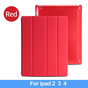 Soft Leather iPad Cover - iPhone-Cases.org