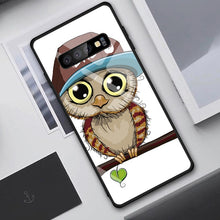 Load image into Gallery viewer, Graphics On Gradient Samsung Case - iPhone-Cases.org