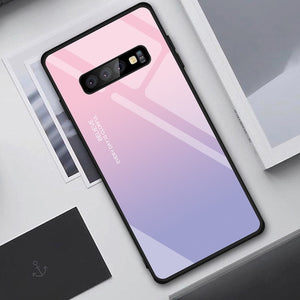 Graphics On Gradient Samsung Case - iPhone-Cases.org