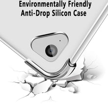 Load image into Gallery viewer, Clear Drop Resistant Silicone Case - iPhone-Cases.org