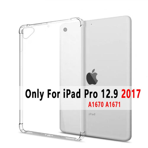 Clear Drop Resistant Silicone Case - iPhone-Cases.org