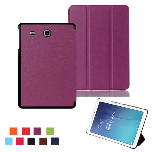Protective Tri Fold Samsung Galaxy Tab E Cover - iPhone-Cases.org