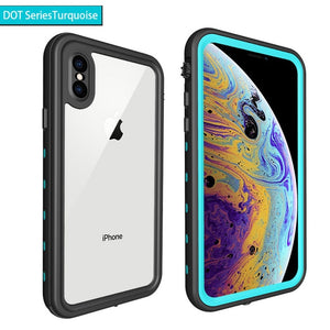 Hydro-Case Waterproof Shockproof iPhone 11 Case - iPhone-Cases.org