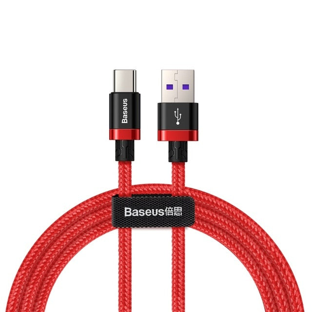 USB Type C-Cable Lightning Fast Charger Cord - iPhone-Cases.org
